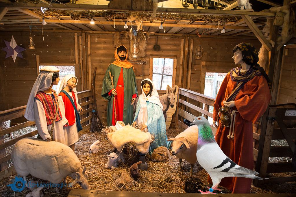 De Simpele Duif En Kerstmis