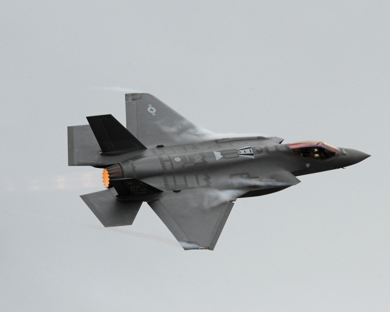 F-35 National Interst