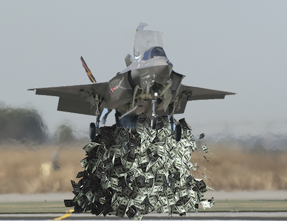 F 35 Money 4 copy