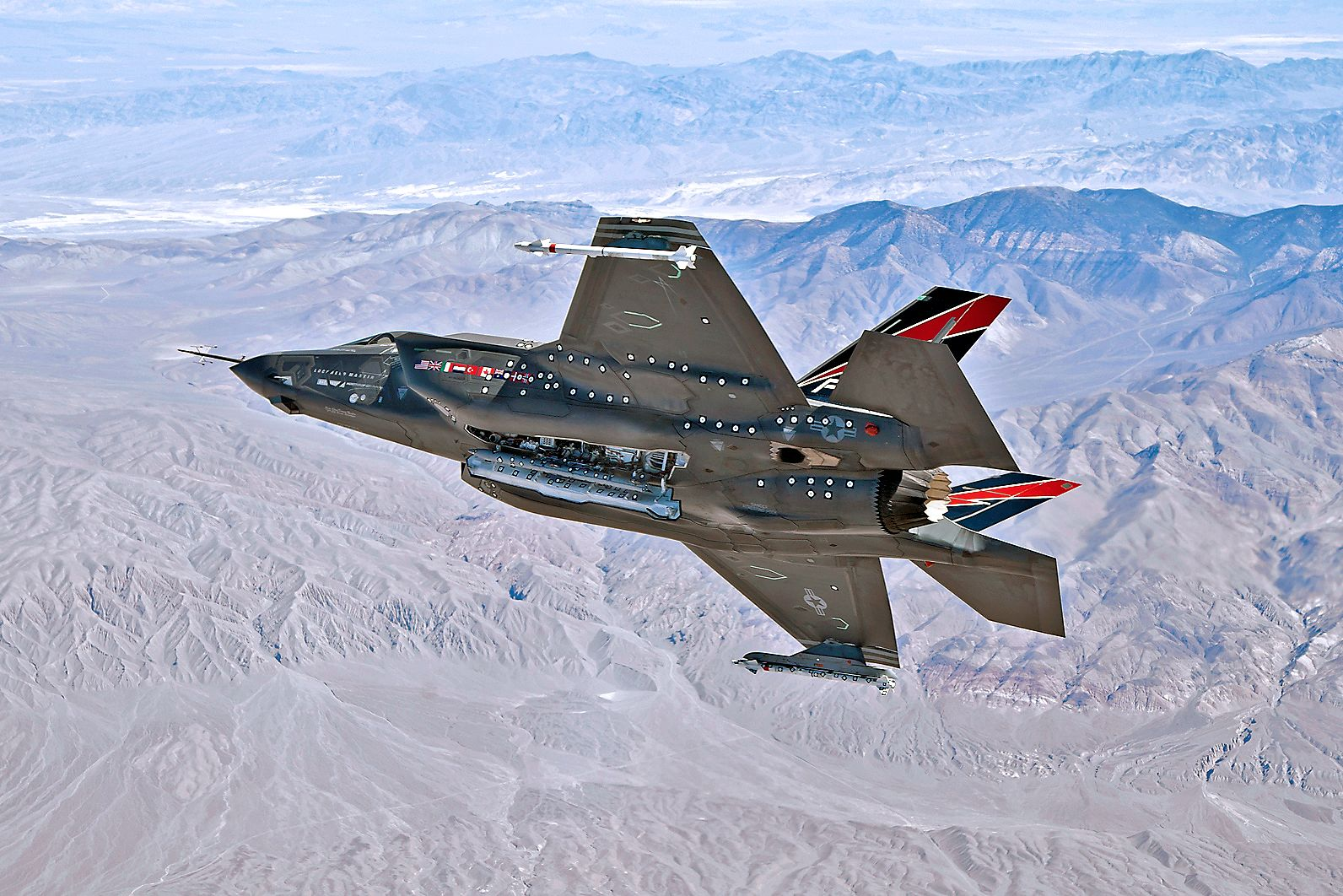 412th Test Wing F 35 Lightning II