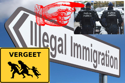 illegal immigration doorstroming