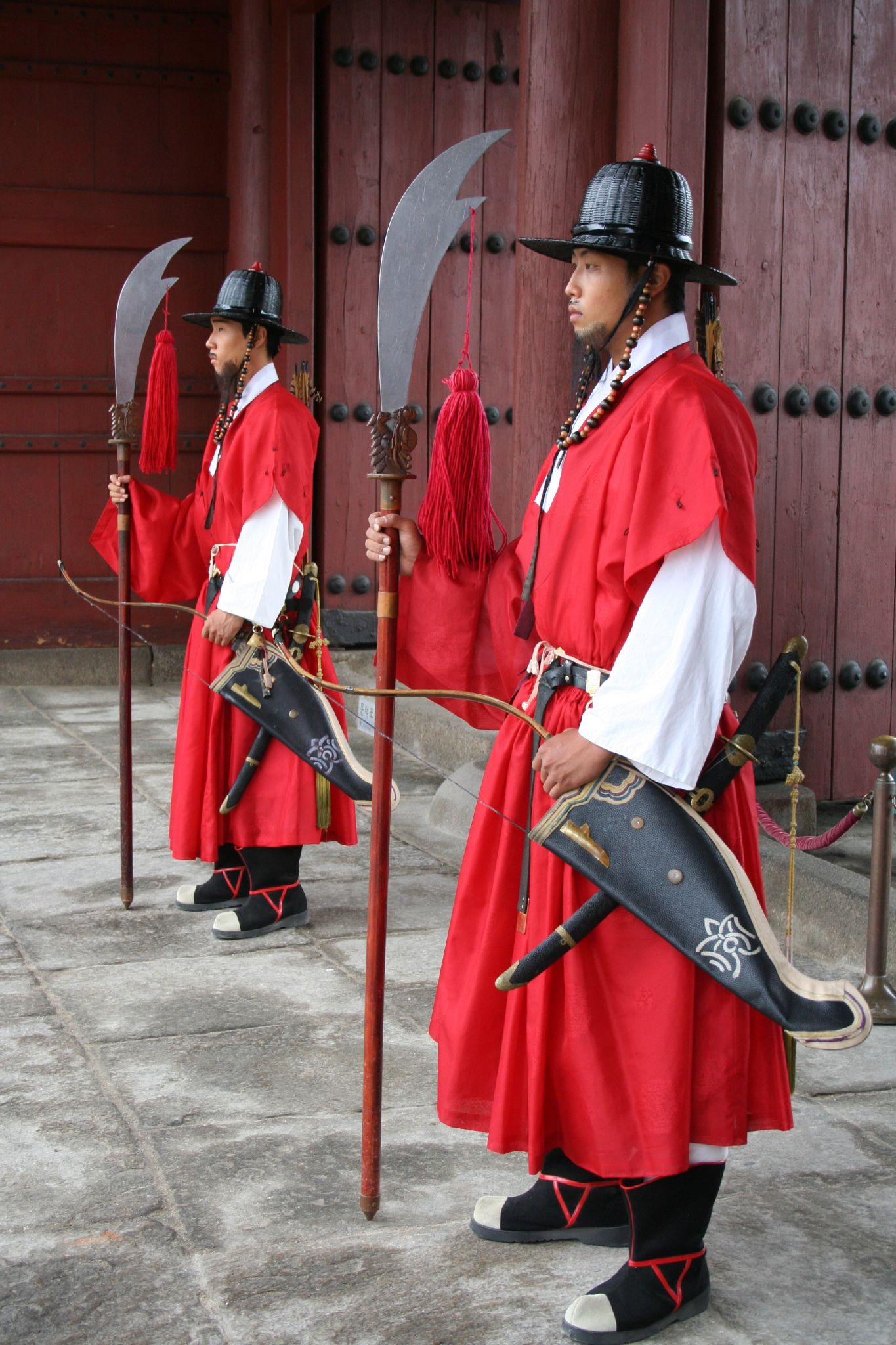 Gyeonbokgung Gate Guards 03