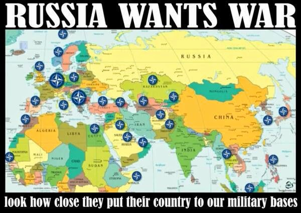 russia wants war us bases sarcastic map
