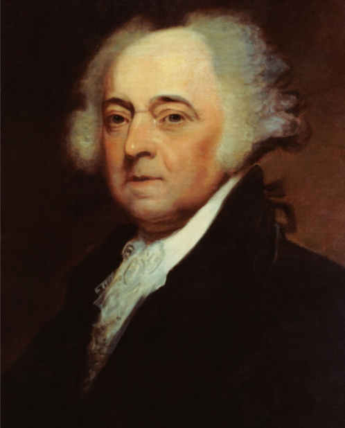 GD President John Adams USA